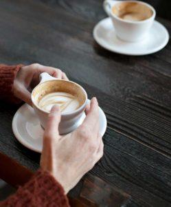 Kaffee und Klönen